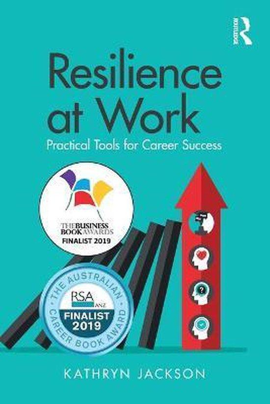 Boek cover Resilience at Work van Kathryn Jackson (Paperback)