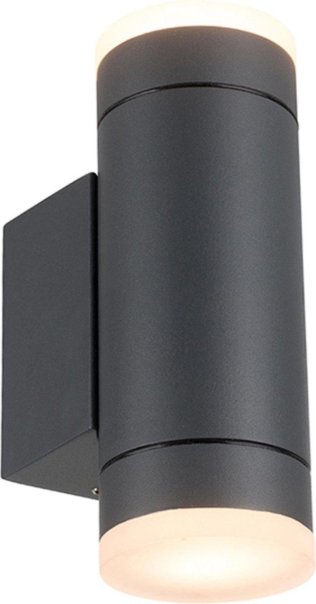 Proventa AllWeather Wandlamp voor buiten - Double spot - Antraciet