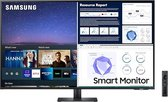 Samsung LS43AM700 - 4K Smart Monitor - USB-C 65w - 43 inch