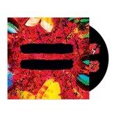 CD cover van = Equals van Ed Sheeran
