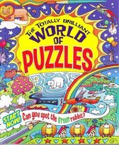 Omslag The Totally Brilliant World of Puzzles