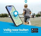Wonlex GPS horloge kind tracker VideoCall 4G MAX AQUA Wifi Roze SOS videobellen [IP67 waterdicht] incl. SIM-kaart