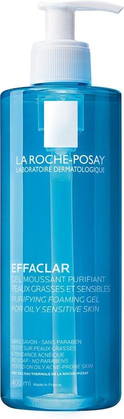 La Roche-Posay Effaclar Zuiverende Gel - 400ml - onzuivere huid