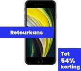Apple iPhone SE 2020 64GB Black Edition - 2 Jaar Garantie - Retourkans