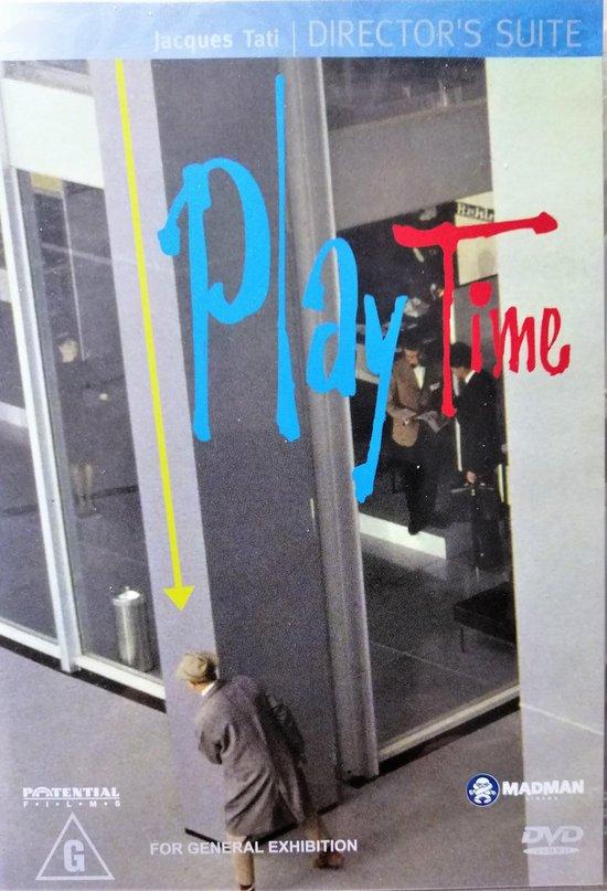 Cover van de film 'Playtime'