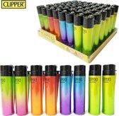 Clipper Aanstekers- 48 stuks- Vuursteen aansteker - na vulbaar - vuursteenaasteker- koken - Kaarsen