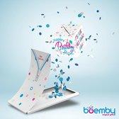 Boemby - Exploderende Confettikubus Wenskaart - Explosion Box - Verjaardagskaart - kaart met Confetti - Happy Birthday - Confetti kaart - Unieke wenskaarten - #2