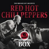 RED HOT CHILI PEPPERS - Box (6-CD-Set)