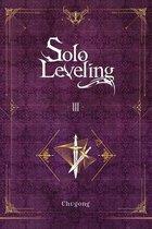 Solo Leveling, Vol. 3 (light novel)