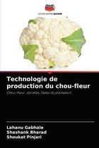 Technologie de production du chou-fleur