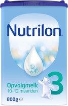 Nutrilon Opvolgmelk 3 - Flesvoeding vanaf 10 maanden - 800 gram