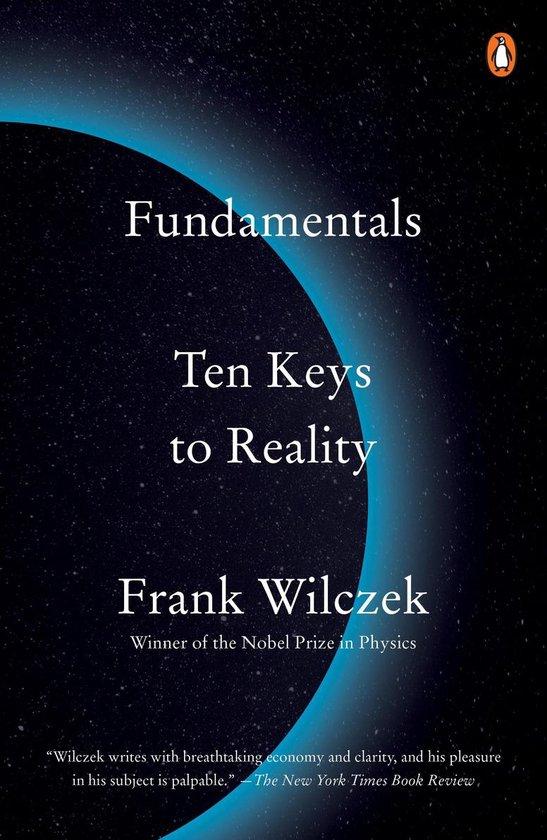 Boek cover Fundamentals van Frank Wilczek (Paperback)
