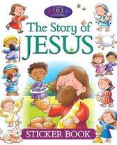 The Story of Jesus Sticker Book