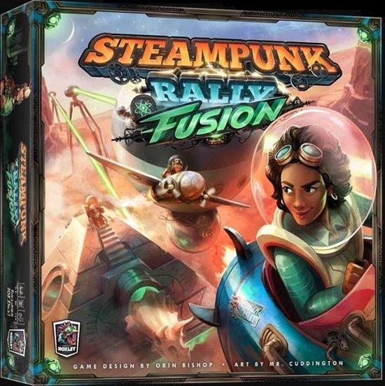 Afbeelding van het spel Steampunk Rally Fusion (EN)