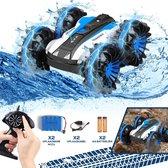 Bestuurbare Auto - Inclusief 2 Accu's + 2 Oplaadkabels + 2 AA Batterijen - Bestuurbare Auto voor Jongens - RC Auto Volwassenen - Bestuurbare Auto voor Buiten