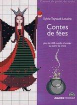 Dmc borduurpatronen boek Contes de fees