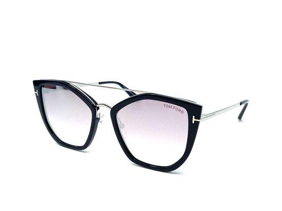 Tom Ford Dahlia FT0648/S 01Z zonnebril