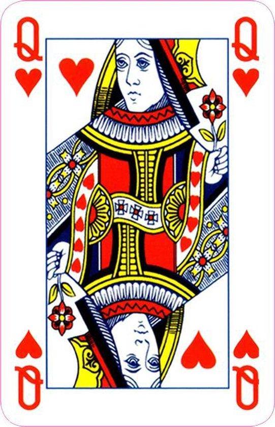Bingo-doe Professionele speelkaarten (2 spellen) - Kaartspel gedrukt met Bio-inkt - Nederlands product