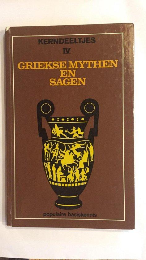 Boek cover Griekse mythen en sagen van Gustav Schwab (Paperback)