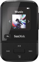 SanDisk Clip Sport Go 32GB, Black