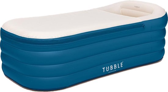 Bathtub Basic - Opblaasbaar Ligbad - Blauw - 255L