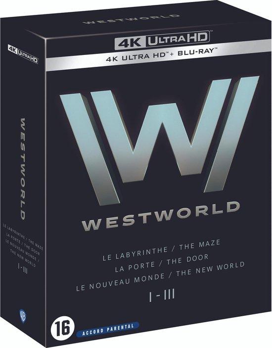 Westworld - Seizoen 1 - 3 (4K Ultra HD Blu-ray)