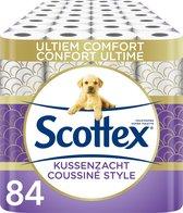 Scottex toiletpapier - Kussenzacht Design wc papier - 84 rollen