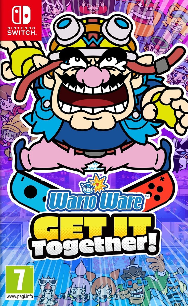 WarioWare: Get It Together! – Switch
