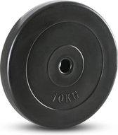RS Sports halterschijf kunststof l 1 x 10 kg