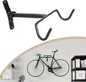 BBB Cycling BTL-150 WallMount Deluxe Fietsbeugel - Opgangbeugel - Zwart