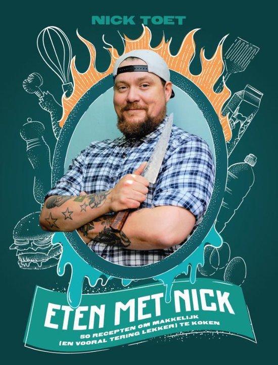 Omslag van Eten met Nick