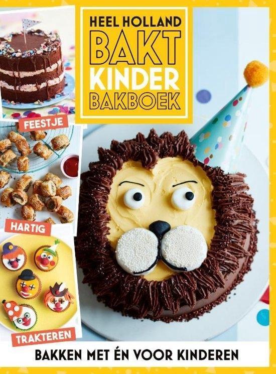 Heel Holland Bakt Kinderbakboek