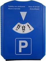 Parkeerschijf - Hard - Met ijskrabber, profielmeter, ruitenwisser & boodschappenmunt