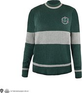 Harry Potter - Slytherin Quidditch Sweater-S