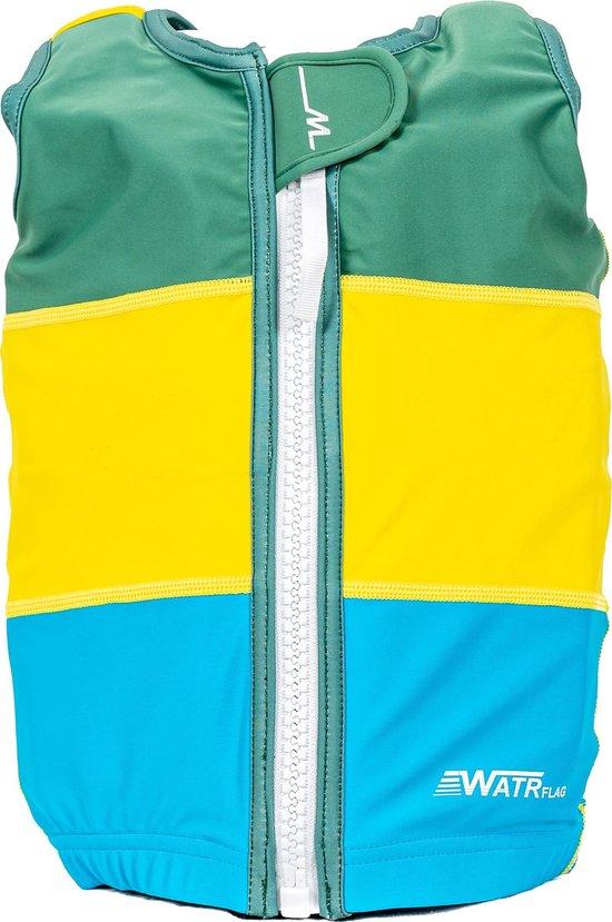 Watrflag Biarritz Swim Suit Boys - Zwemvesten - Drijfvesten - Kinderen - Neopreen - Maat XL