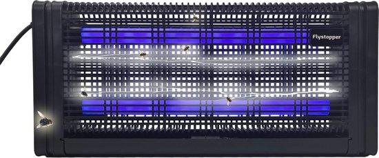 Vliegenlamp LED Flystopper HV300 L - 14W - 4000 Volt