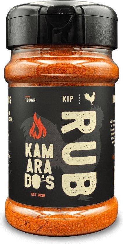 Kamarado's - Dry BBQ Rub - KIP