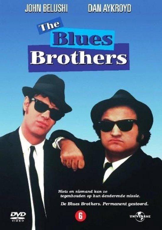 Cover van de film 'Blues Brothers'