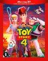 Toy Story 4 (3D Blu-ray) (Engelse & Franstalige versie)