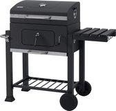 Tepro Garten Toronto Barbecue - Grilloppervlak (LxB) 56 x 42 cm - RVS
