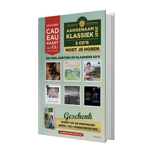 CD cover van Aangenaam Klassiek 2021 van Aangenaam Klassiek