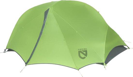 Nemo Equipment Dragonfly 1P - 1-persoons Lichtgewicht Tent - slechts 948 gram! - Trekkerstent