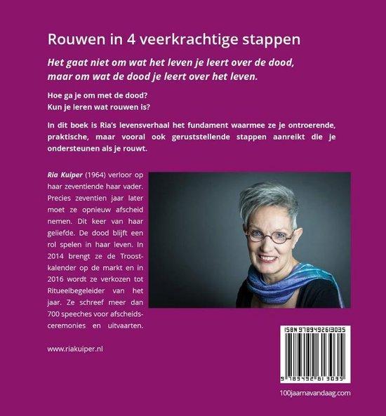   Rouwen over leven, Ria Kuiper   9789492613035   Boeken