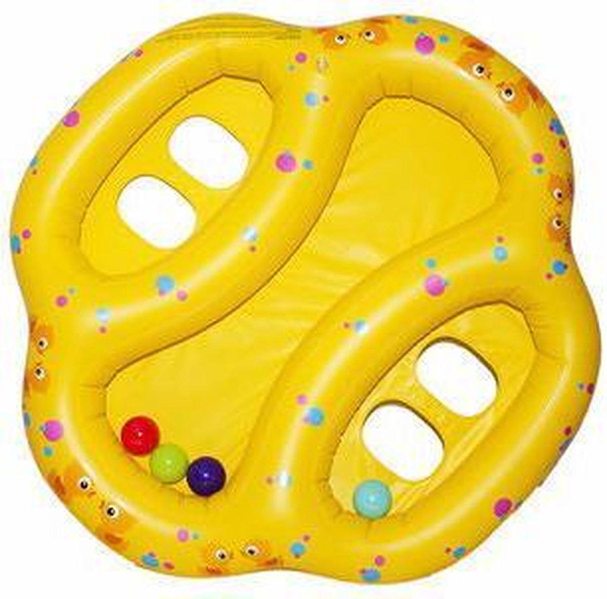TwinSwimFloat Tweelingzwemband - Twin swim float - Tweeling zwemband