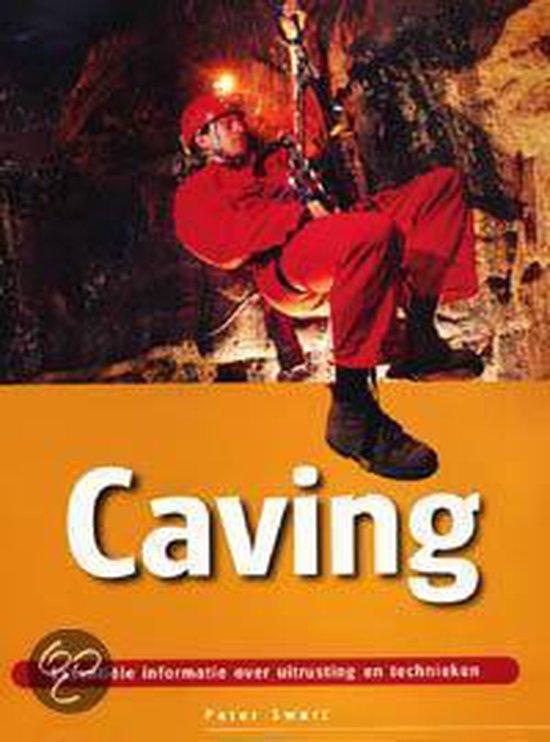 Cover van het boek 'Caving'