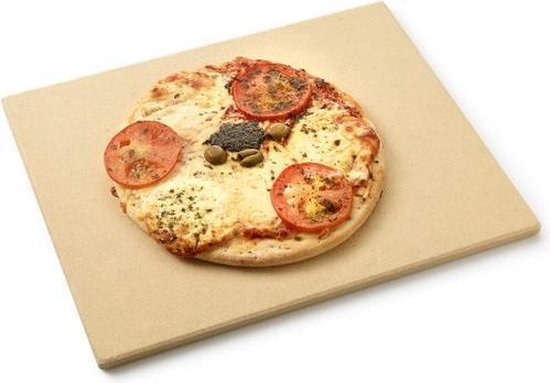 Barbecook Universele Pizzaplaat Quisson/Siesta - Creme