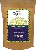 Radico Organic Indigo Leaf Powder Haarverf - 100g