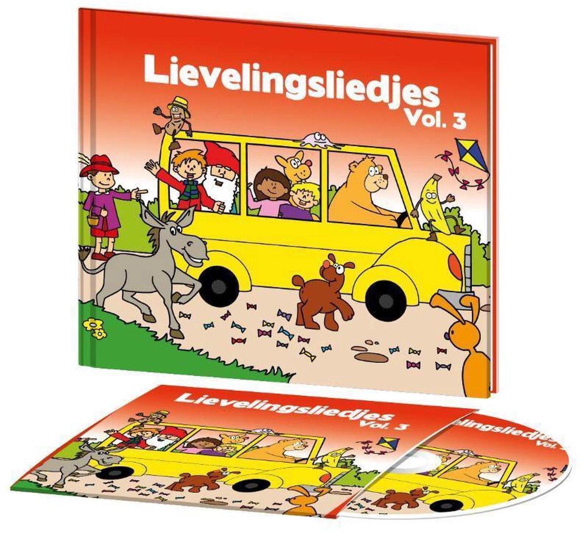 Lievelingsliedjes volume 3 - Kids Marketeers
