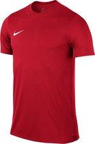 Nike Ss Park VI Sportshirt Heren - University Red/White