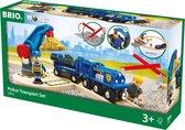 Afbeelding van BRIO Politie transport set - 33812 speelgoed